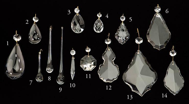chandelier-prisms