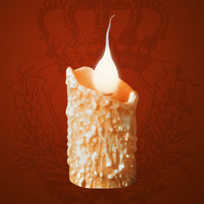 Old World Candle