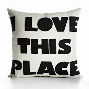 My most favorite pillow ever! -