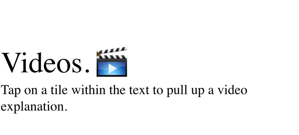 MCAT Prep Videos
