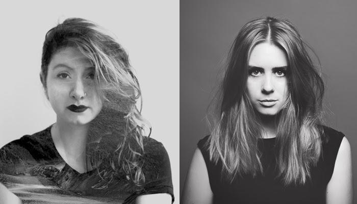 Laura Babin et Lydia Képinski : le feu et l'air ne font plus qu'un / Cloé Arrault
