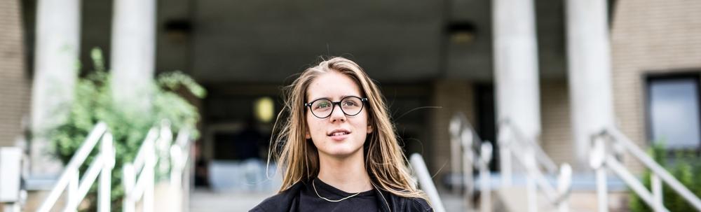 Portraits de l'Université de Montréal : Lydia / Portraits de Montréal