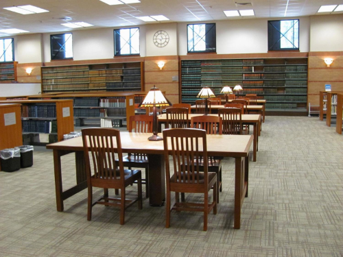 The Harris County Law Library is a public law library that serves the legal information needs of self-represented litigants, legal professionals, the judiciary and other governmental officials.