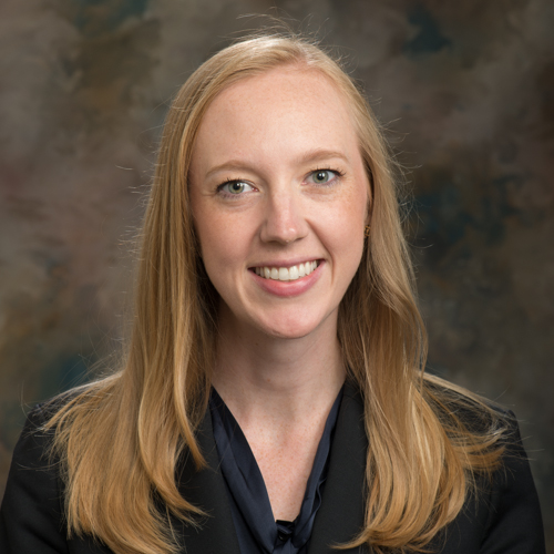 Lauren Hudson- Assistant County Attorney