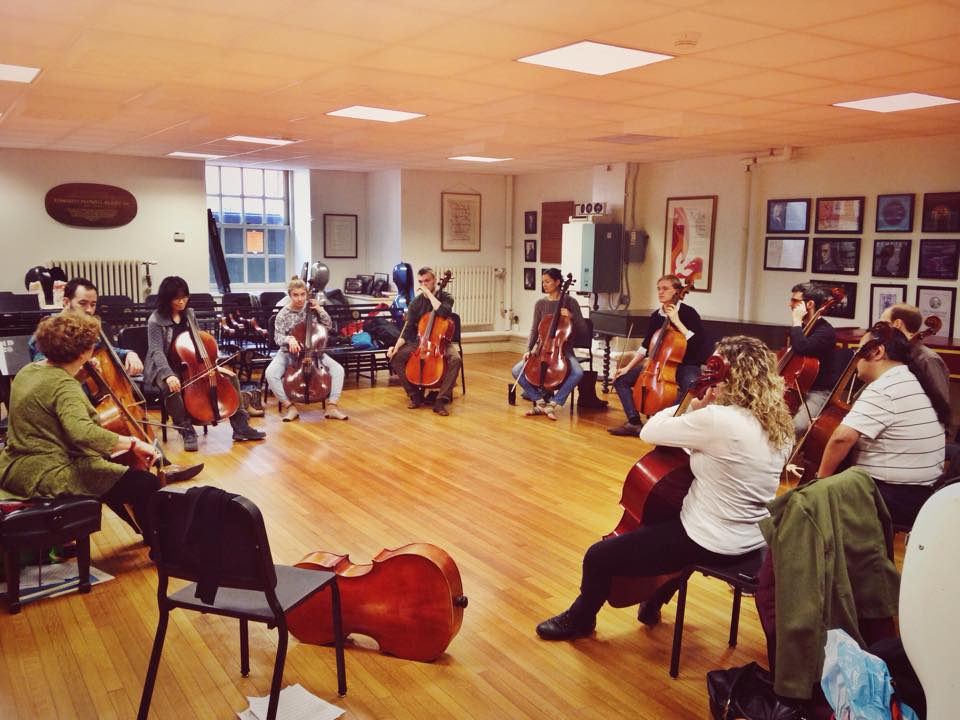 Baroque Cello Bootcamp