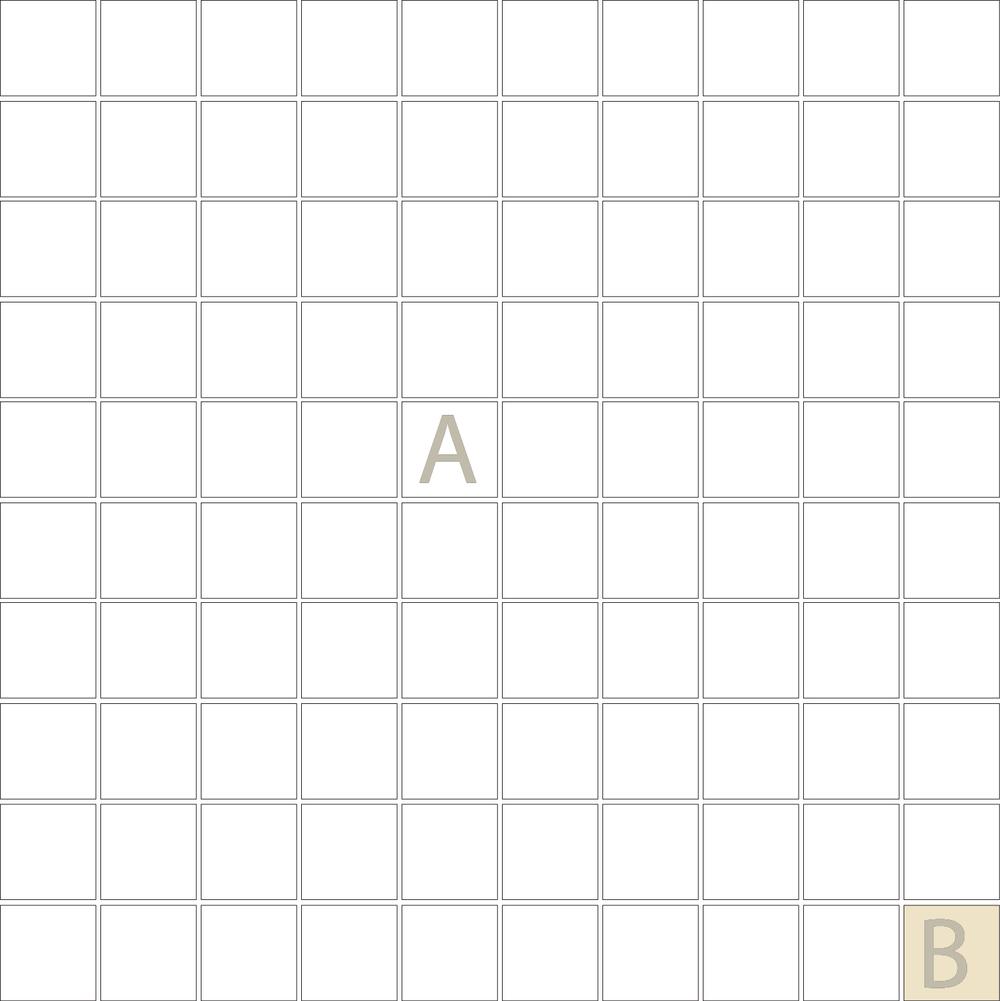"""Square 1""""x1""""  TMC-11 (1 sheet)"""
