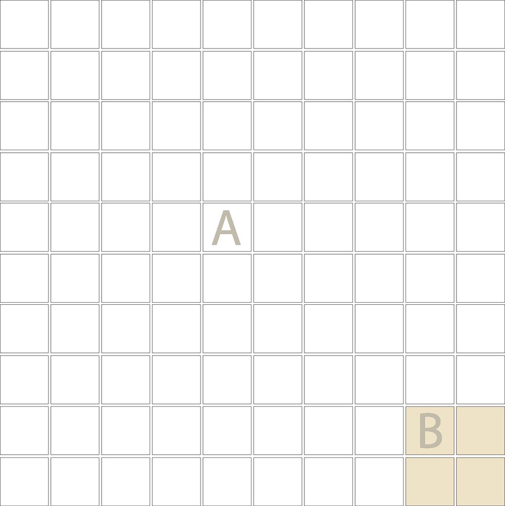 """Square 1""""x1""""  TMC-12 (1 sheet)"""
