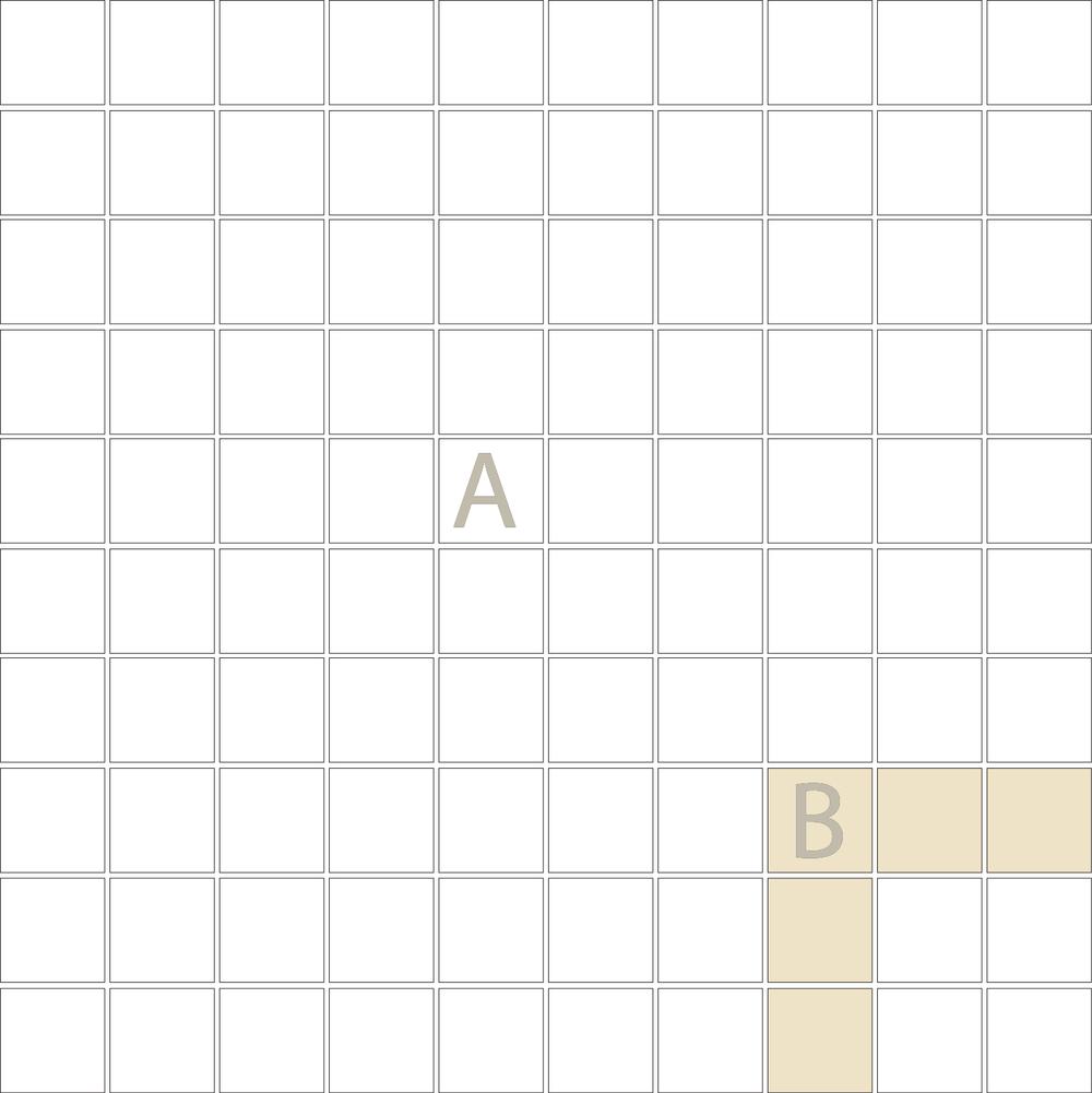 """Square 1""""x1""""  TMC-13 (1 sheet)"""
