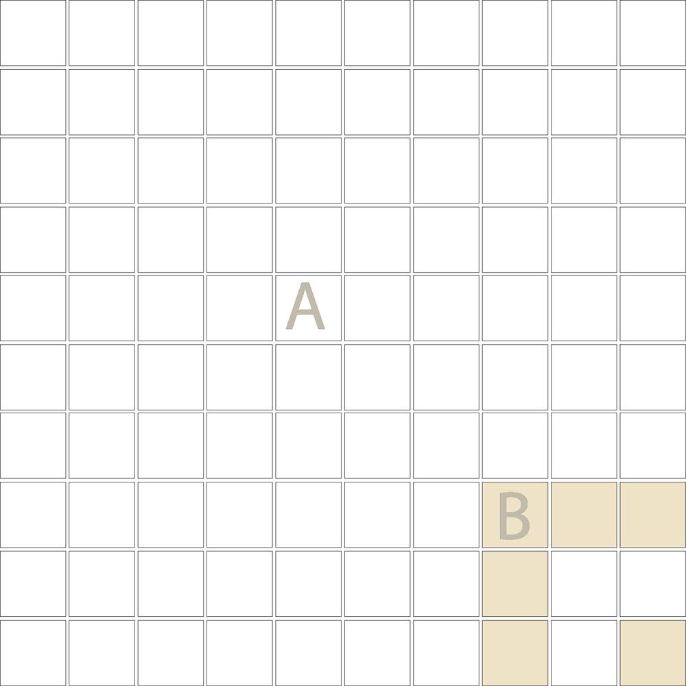 """Square 1""""x1""""  TMC-14 (1 sheet)"""