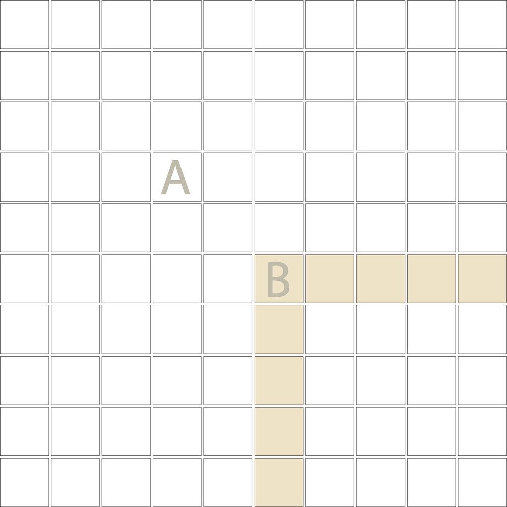 """Square 1""""x1""""  TMC-16 (1 sheet)"""