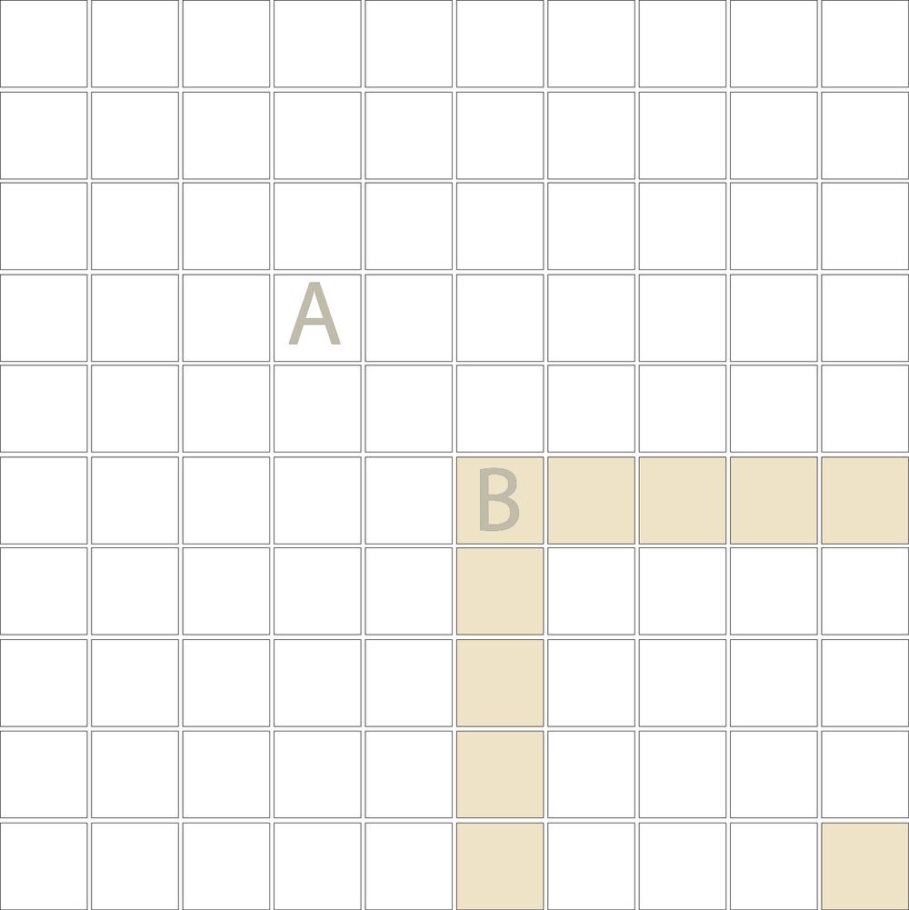 """Square 1""""x1""""  TMC-17 (1 sheet)"""