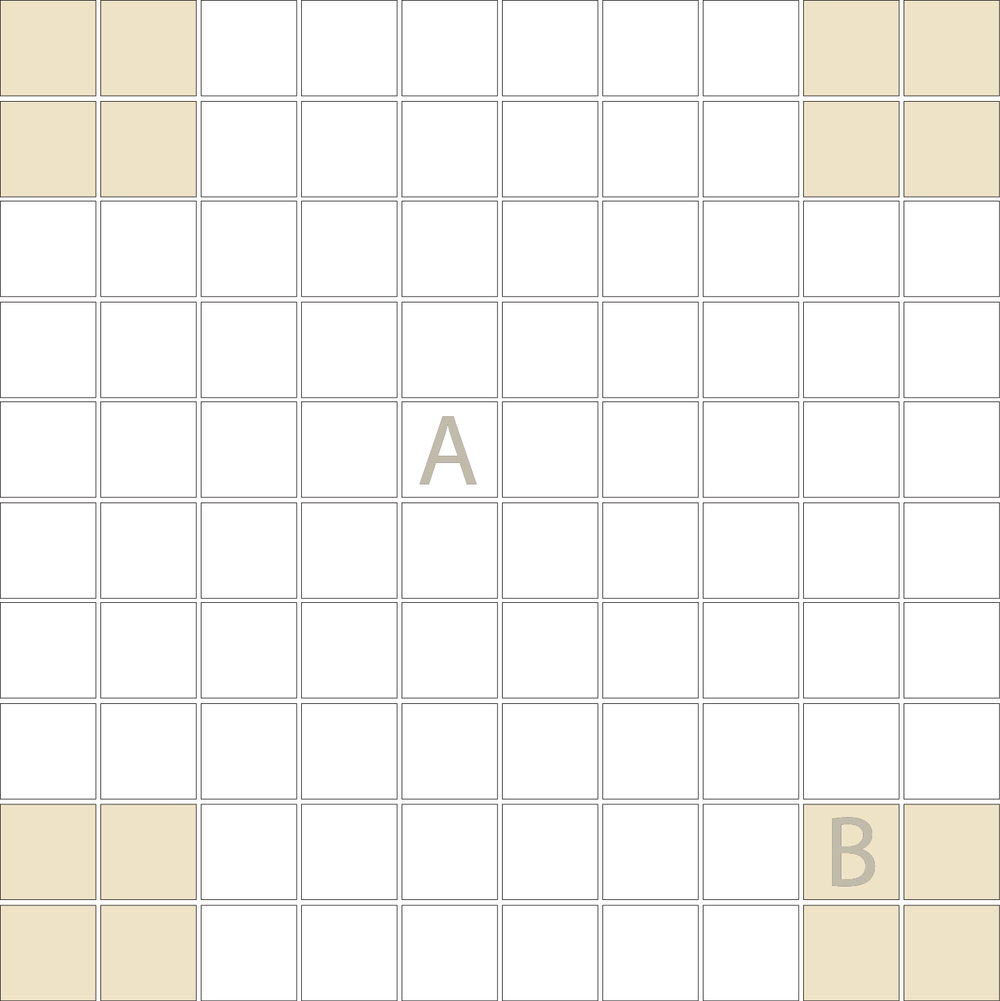 "Square 1""x1""  TMR-15 (1 sheet)"