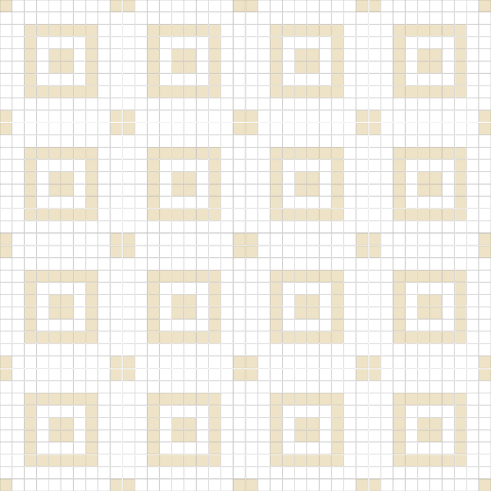 "Square 1""x1""  TMR-14 (16 sheets)"