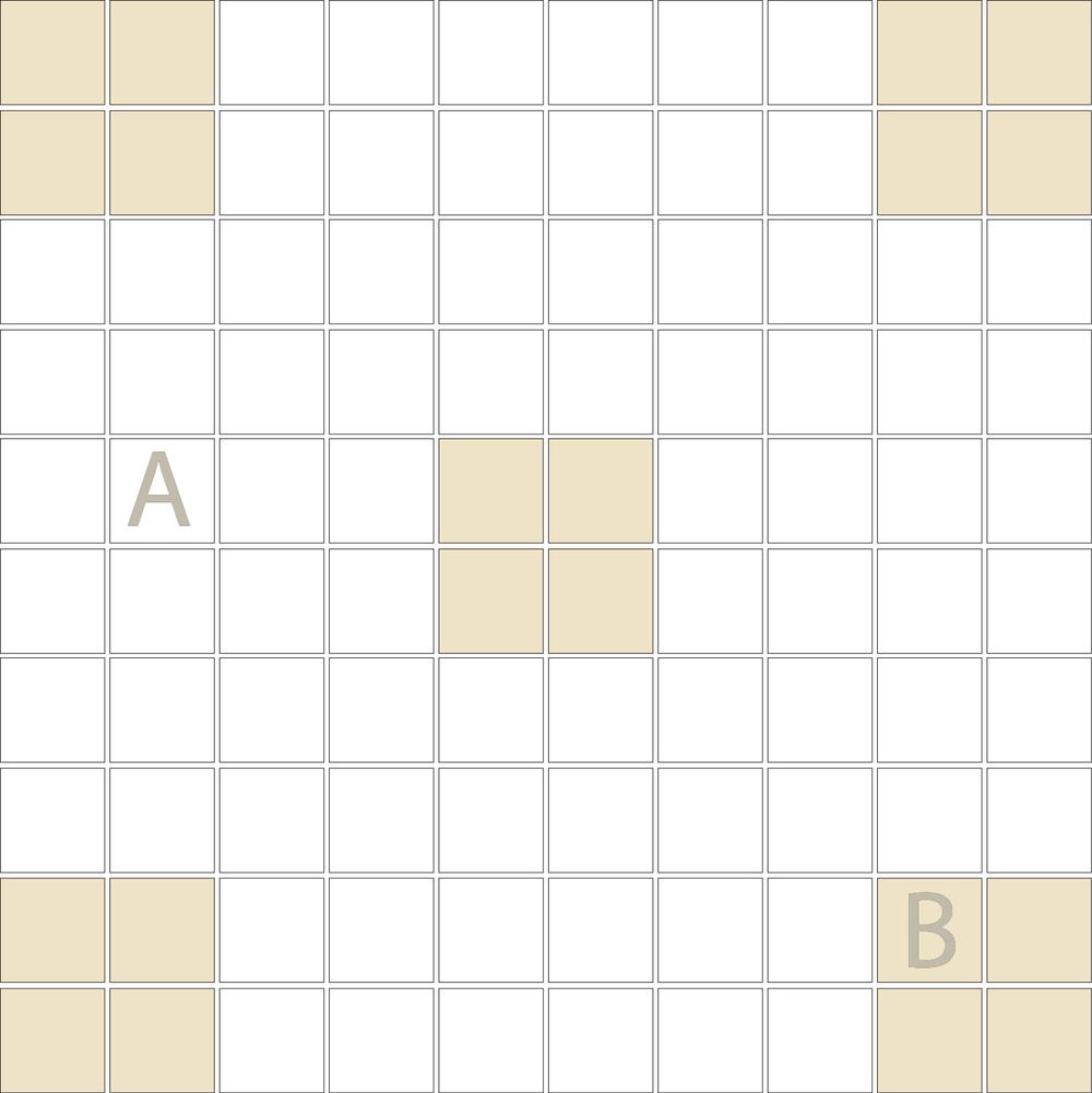 "Square 1""x1""  TMR-16 (1 sheet)"