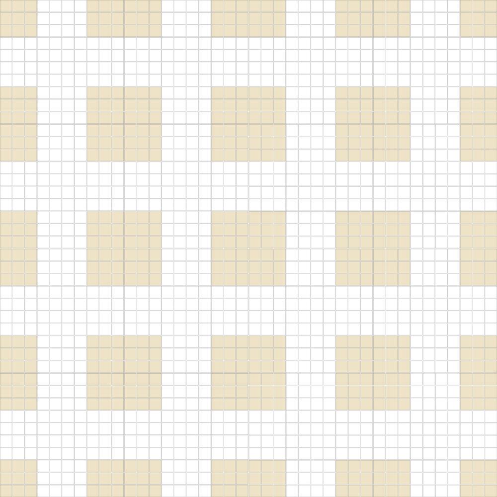 "Square 1""x1""  TMR-20 (16 sheets)"