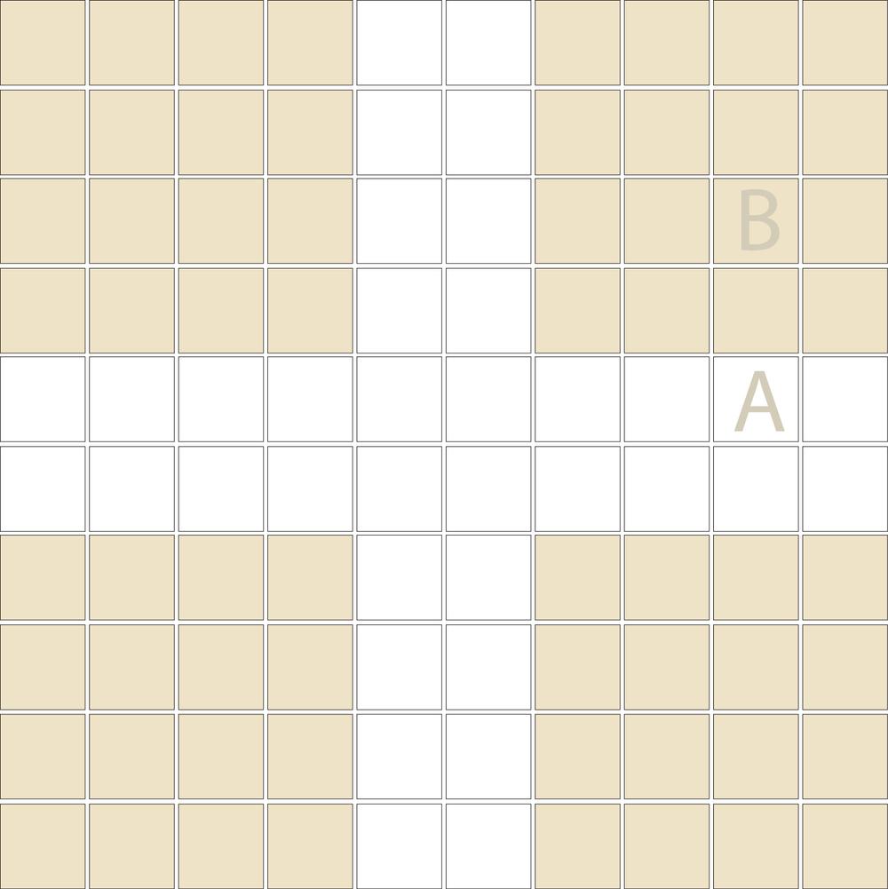 "Square 1""x1""  TMR-25 (1 sheet)"