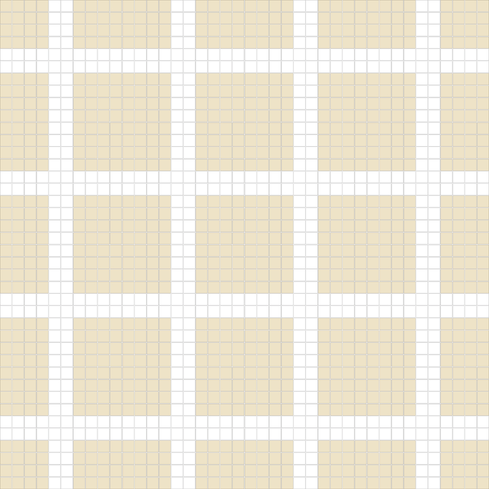 "Square 1""x1""  TMR-25 (16 sheets)"