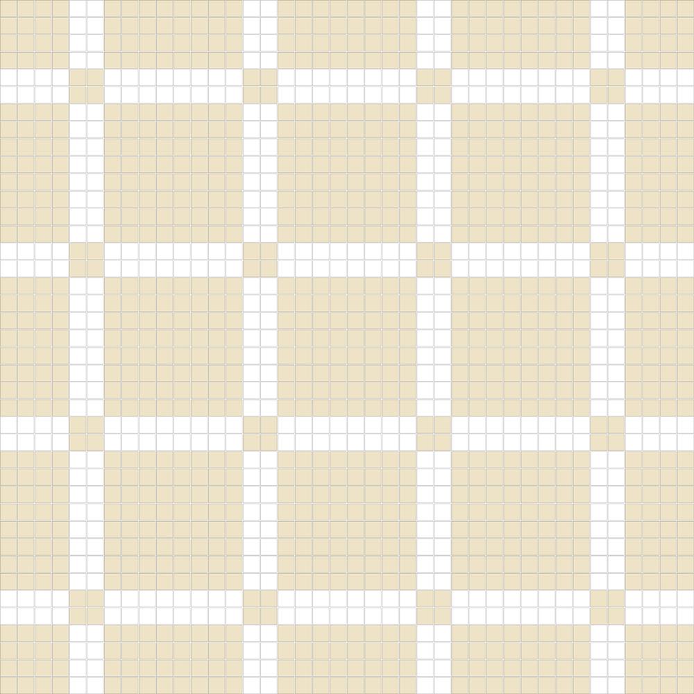 "Square 1""x1""  TMR-26 (16 sheets)"