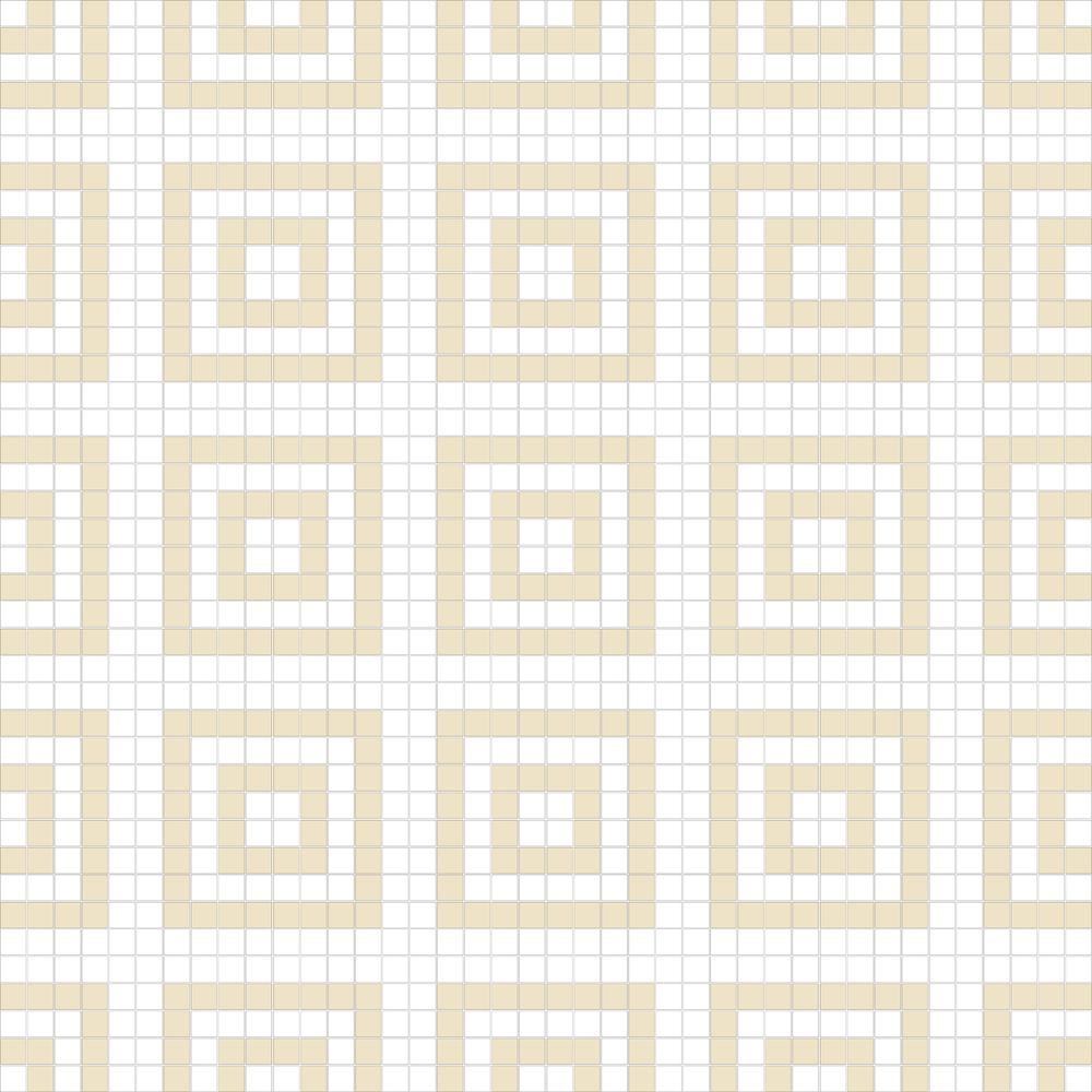 "Square 1""x1""  TMR-37 (16 sheets)"