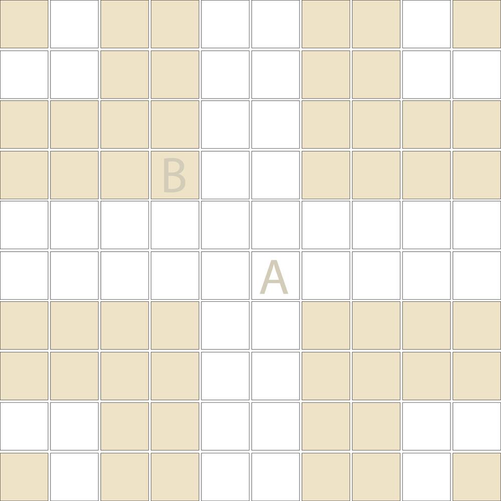 "Square 1""x1""  TMR-40 (1 sheet)"