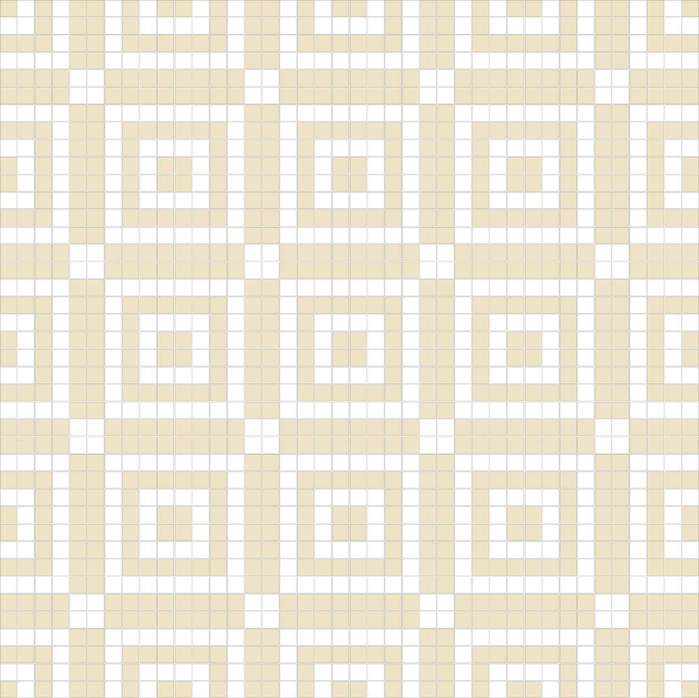 "Square 1""x1""  TMR-42 (16 sheets)"