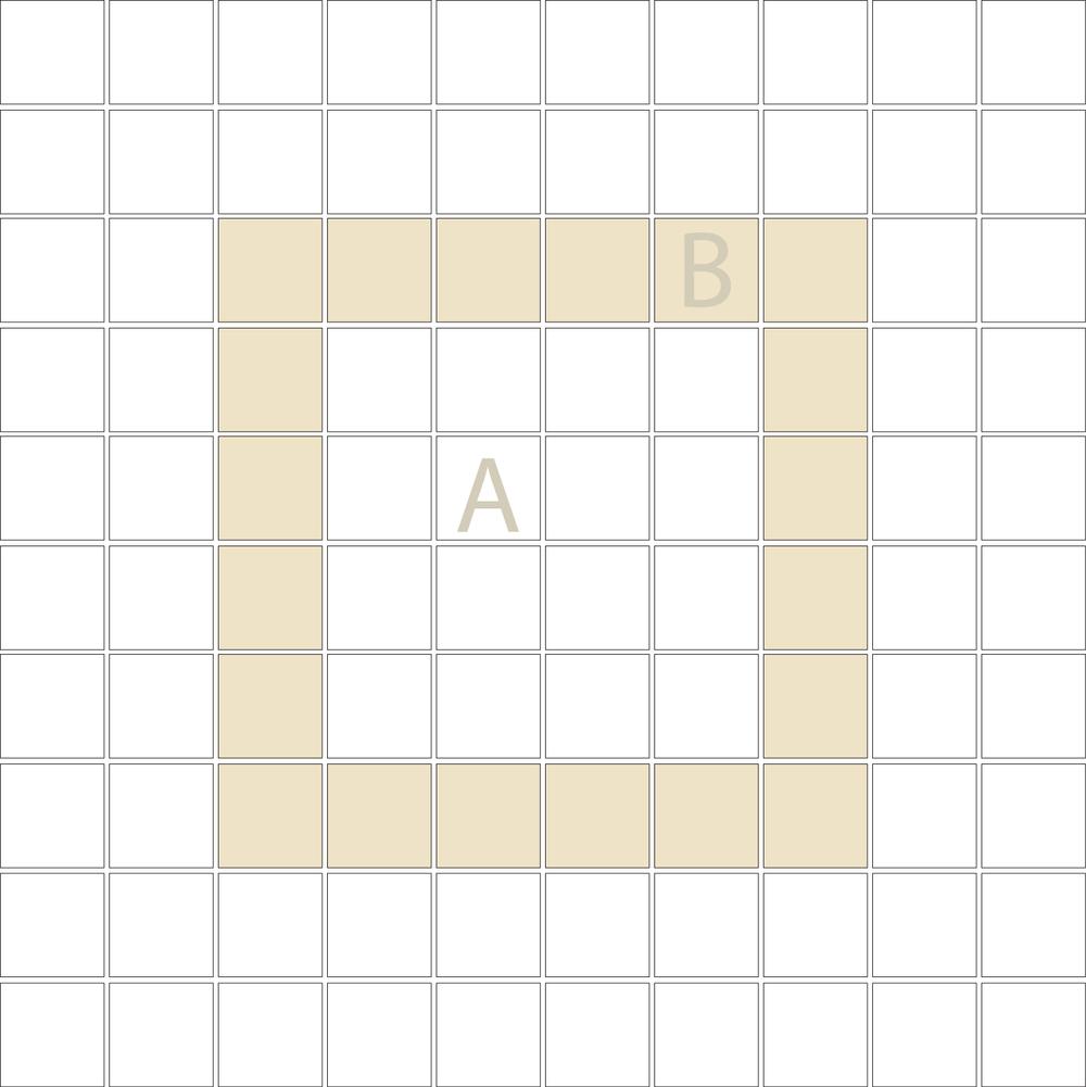 "Square 1""x1""  TMF-11 (1 sheet)"
