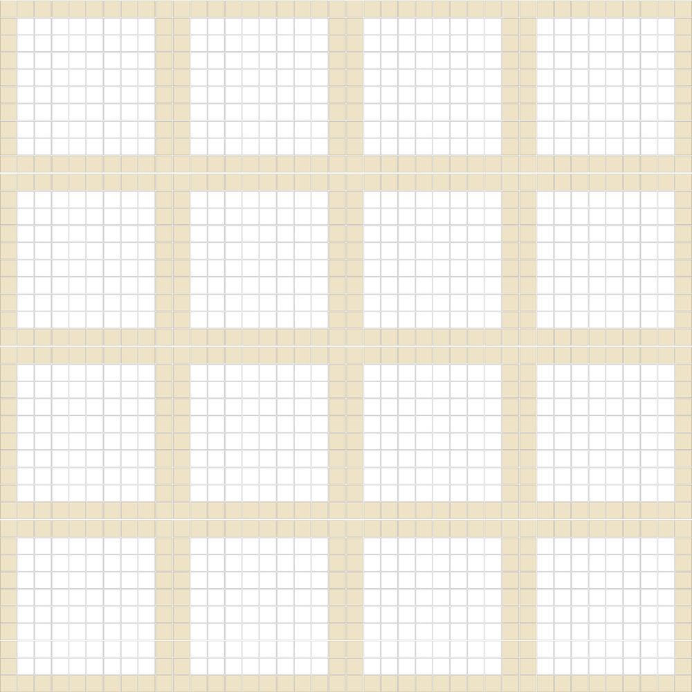 "Square 1""x1""  TMF-13 (16 sheets)"