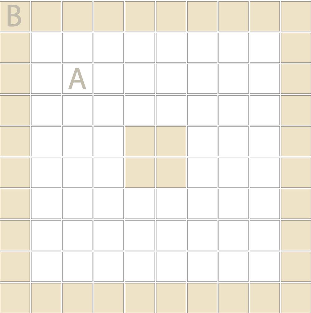 "Square 1""x1""  TMF-14 (1 sheet)"