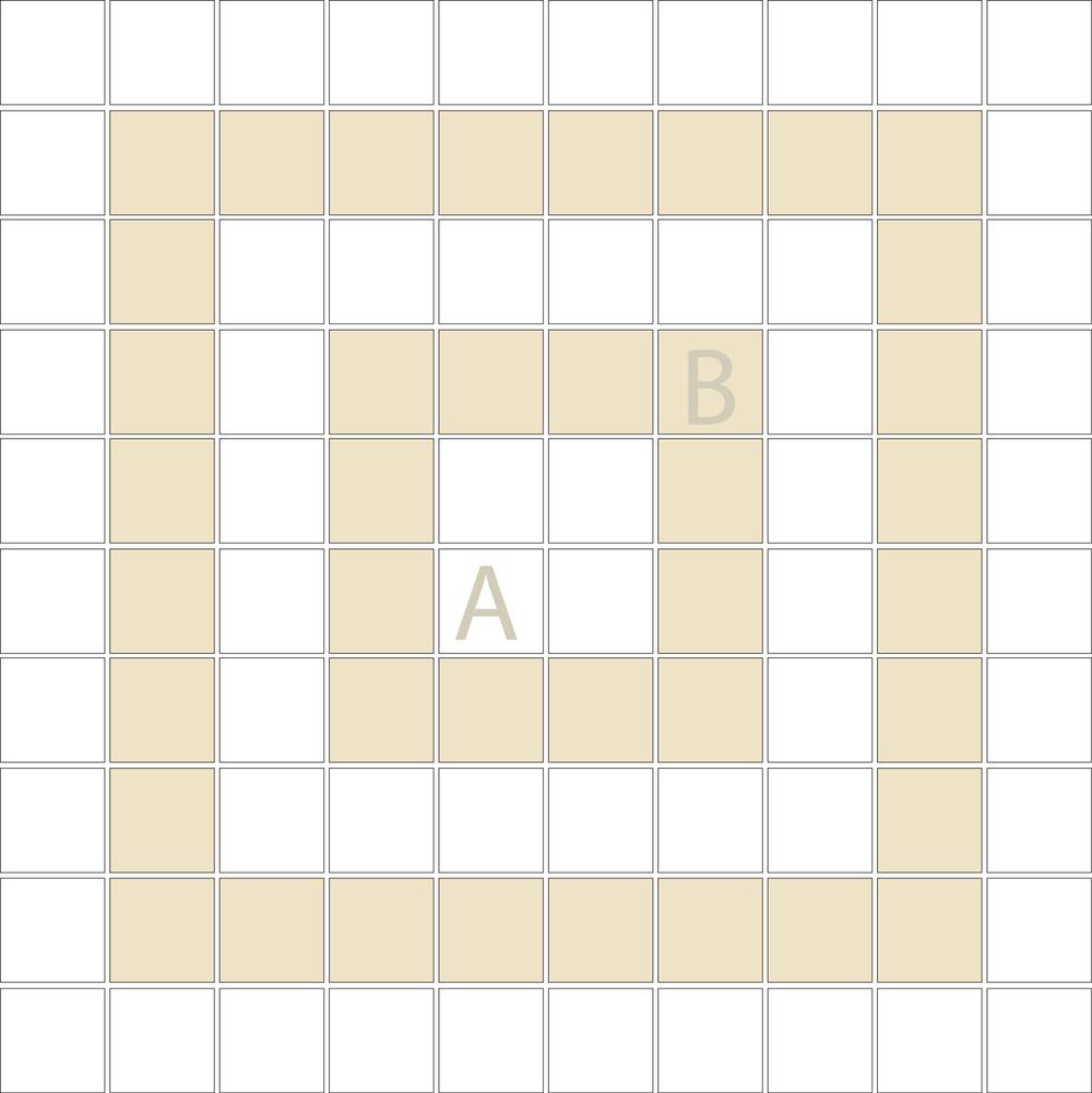 "Square 1""x1""  TMF-15 (1 sheet)"