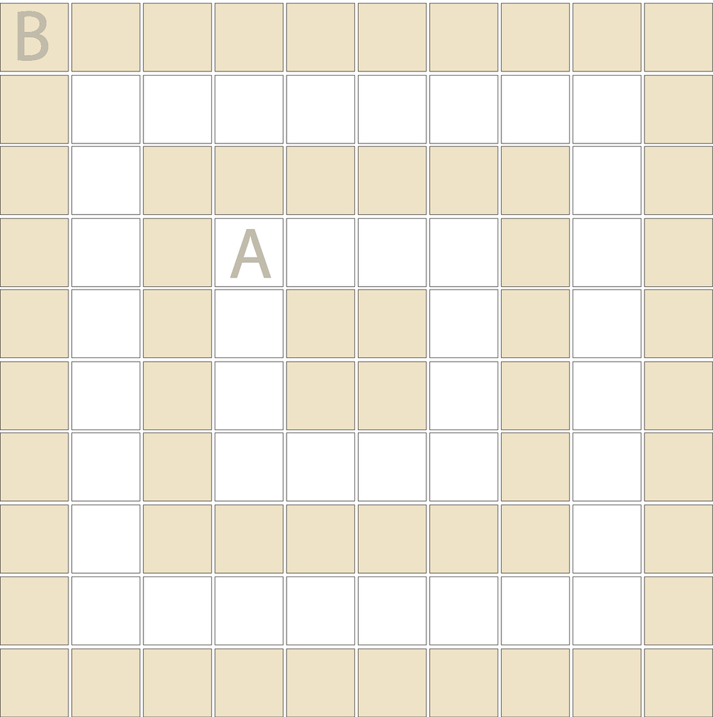 "Square 1""x1""  TMF-16 (1 sheet)"