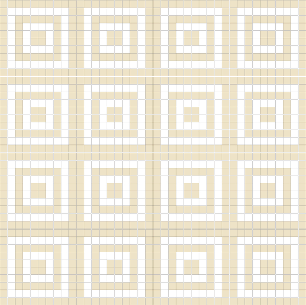 "Square 1""x1""  TMF-16 (16 sheets)"