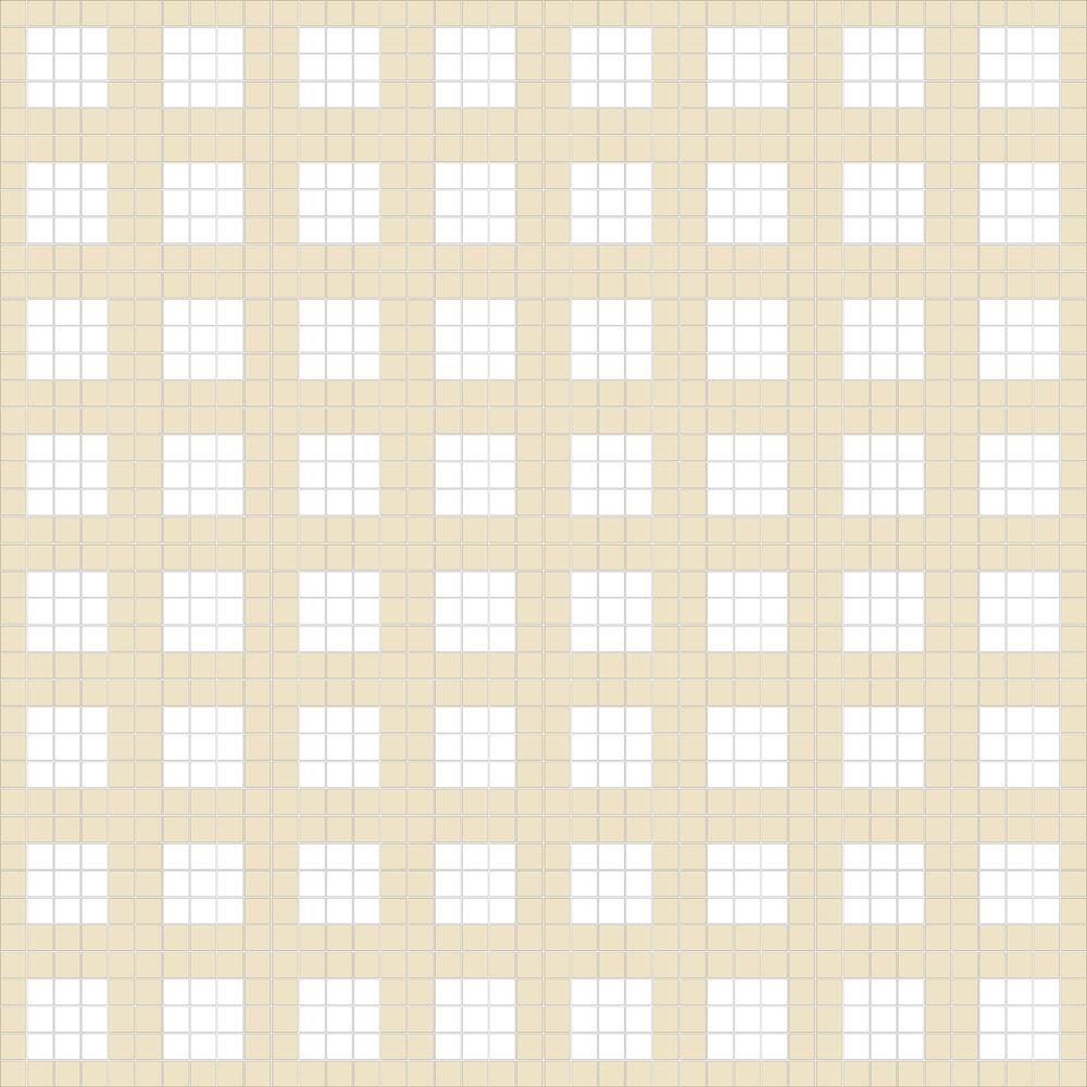 "Square 1""x1""  TMF-17 (16 sheets)"