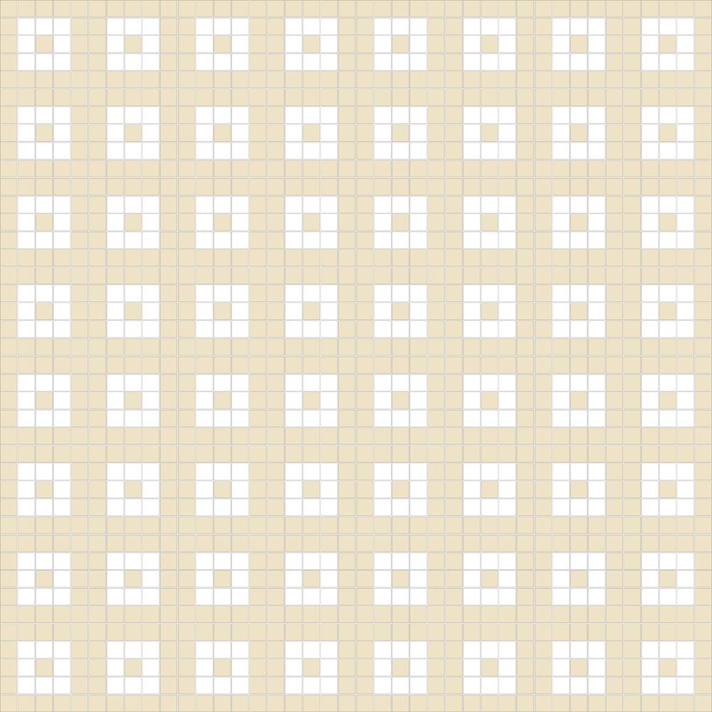"Square 1""x1""  TMF-18 (16 sheets)"