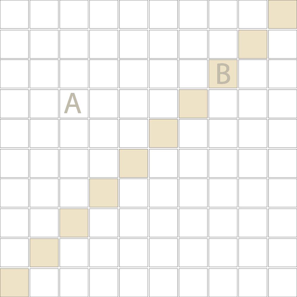 "Square 1""x1""  TMD-11 (1 sheet)"
