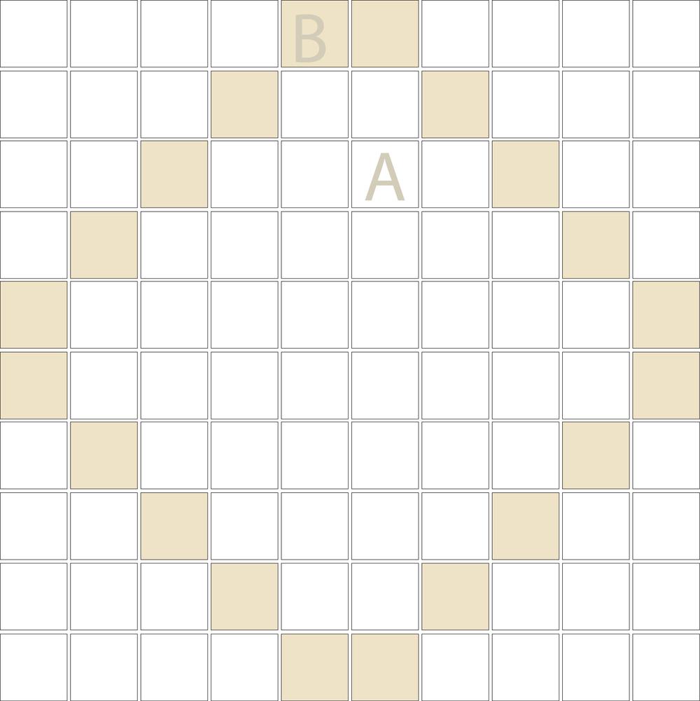 "Square 1""x1""  TMD-15 (1 sheet)"