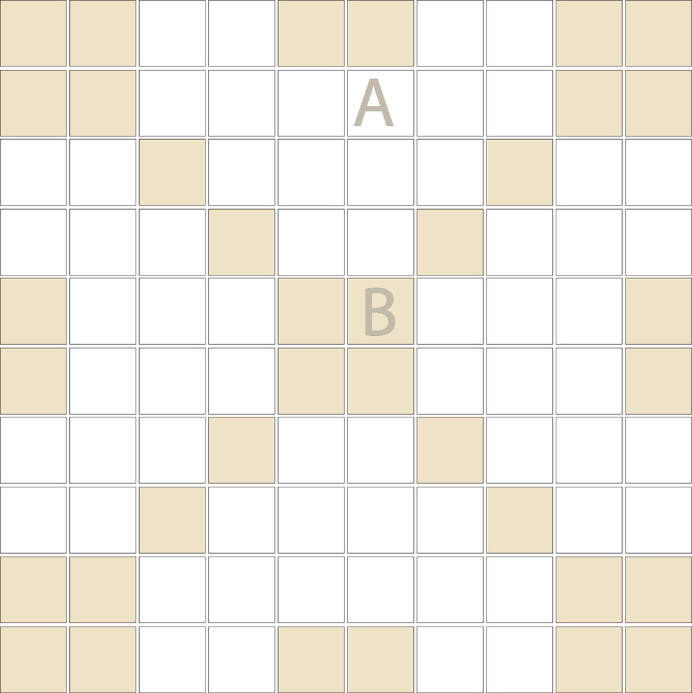 "Square 1""x1""  TMD-33 (1 sheet)"