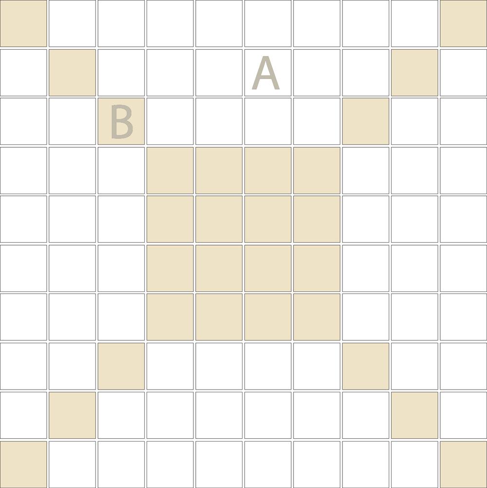 "Square 1""x1""  TMD-36 (1 sheet)"