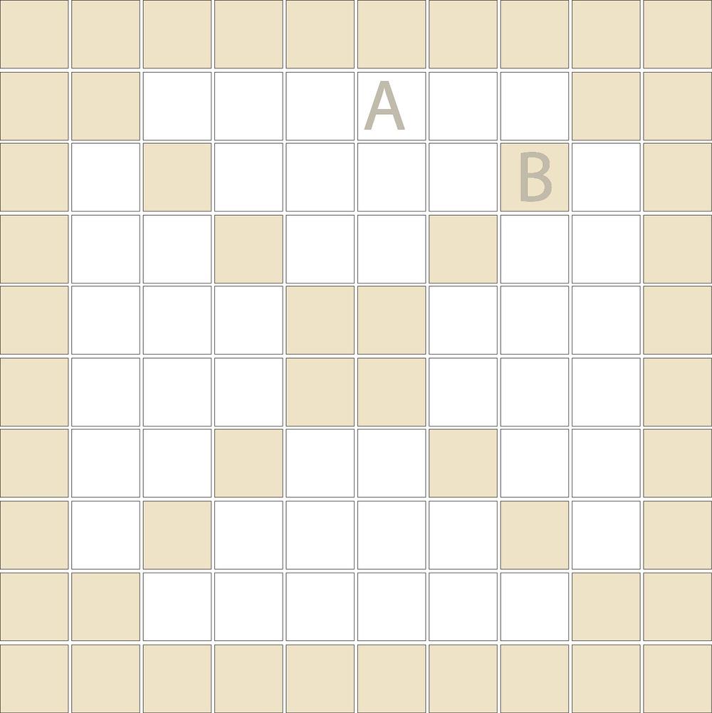 "Square 1""x1""  TMD-39 (1 sheet)"
