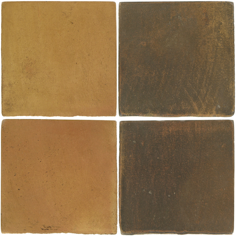 Pedralbes Antique Terracotta  2 Color Combinations  OHS-PSSW Siena Wheat + OHS-PSVN Verona Brown