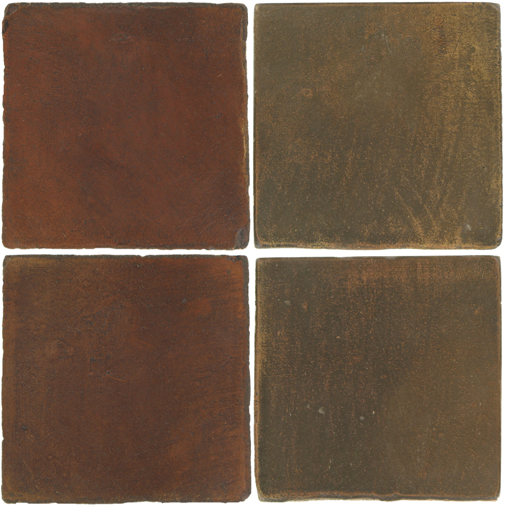 Pedralbes Antique Terracotta  2 Color Combinations  OHS-PSOW Old World + OHS-PSVN Verona Brown