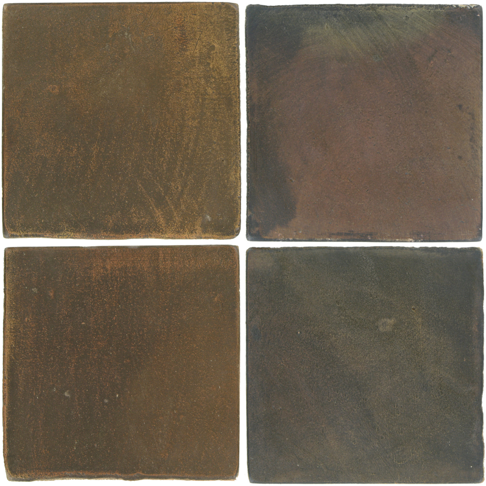Pedralbes Antique Terracotta  2 Color Combinations  OHS-PSVN Verona Brown + OHS-PSTG Terra Grey