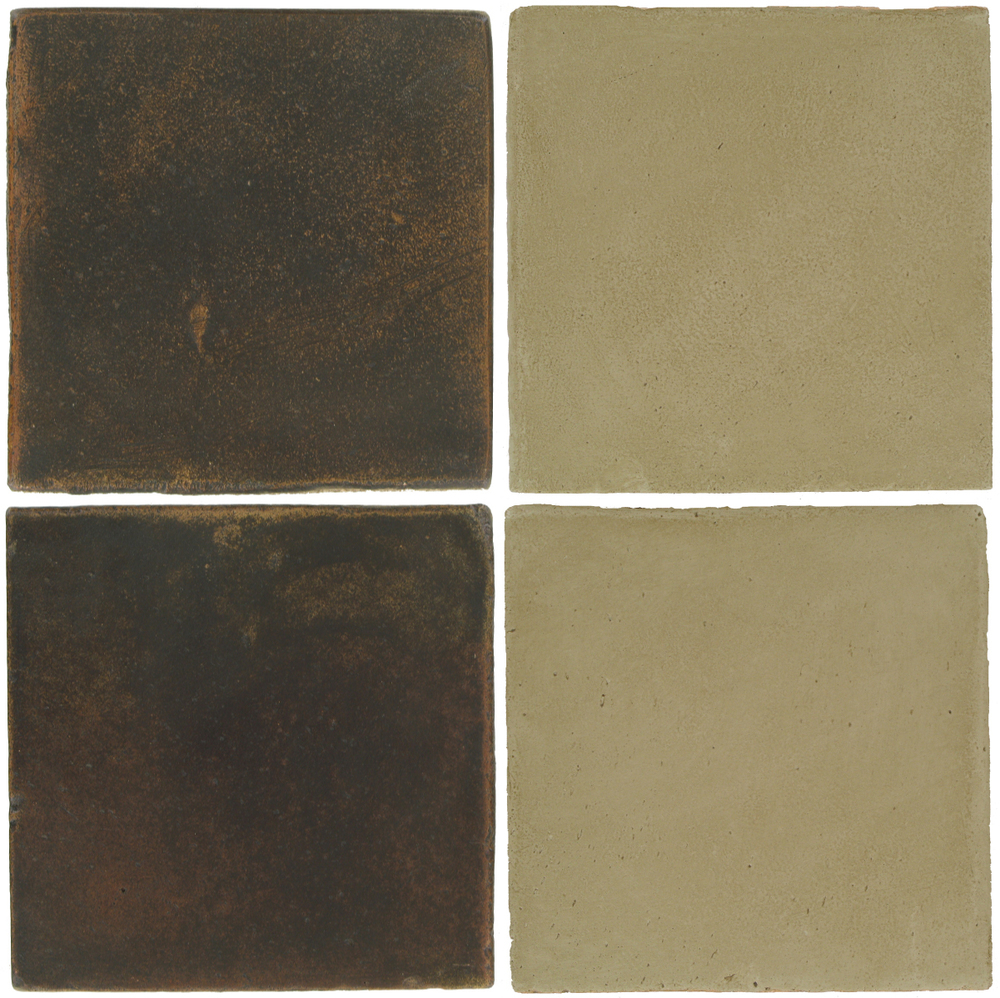 Pedralbes Antique Terracotta  2 Color Combinations  OHS-PSCO Cologne Brown + OHS-PGDW Dirty W.