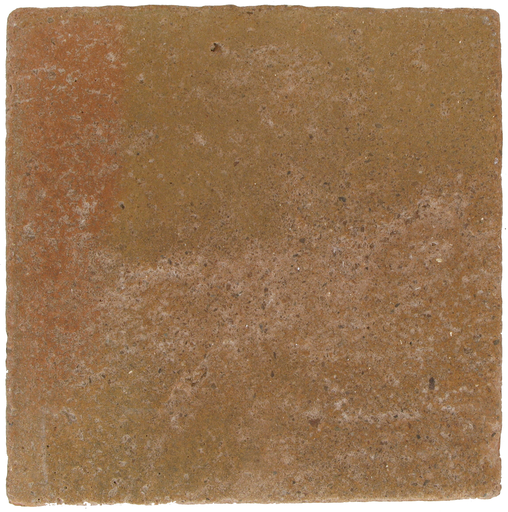 POBLET Reclaimed Style Terracotta  Finish: Old Patina Natural