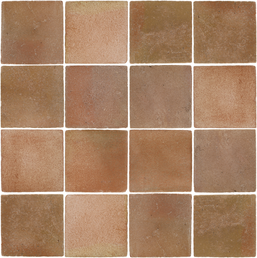 Poblet terracotta texture color ticsa usa poblet color range the following are examples of 16 tiles showing the typical color variation please note that some production runs due to the artisan dailygadgetfo Choice Image