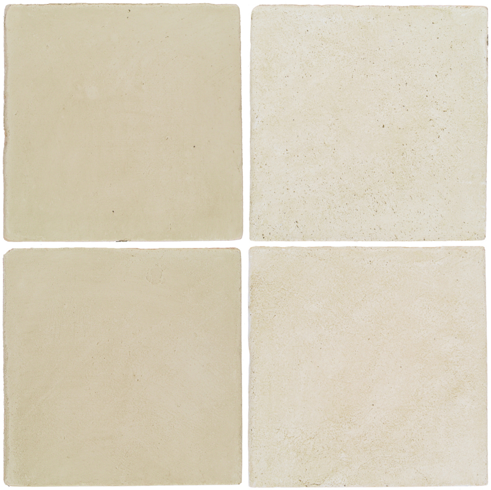 Pedralbes Antique Terracotta  2 Color Combinations  OHS-PGLW Glacier White + OHS-PGAW Antique White