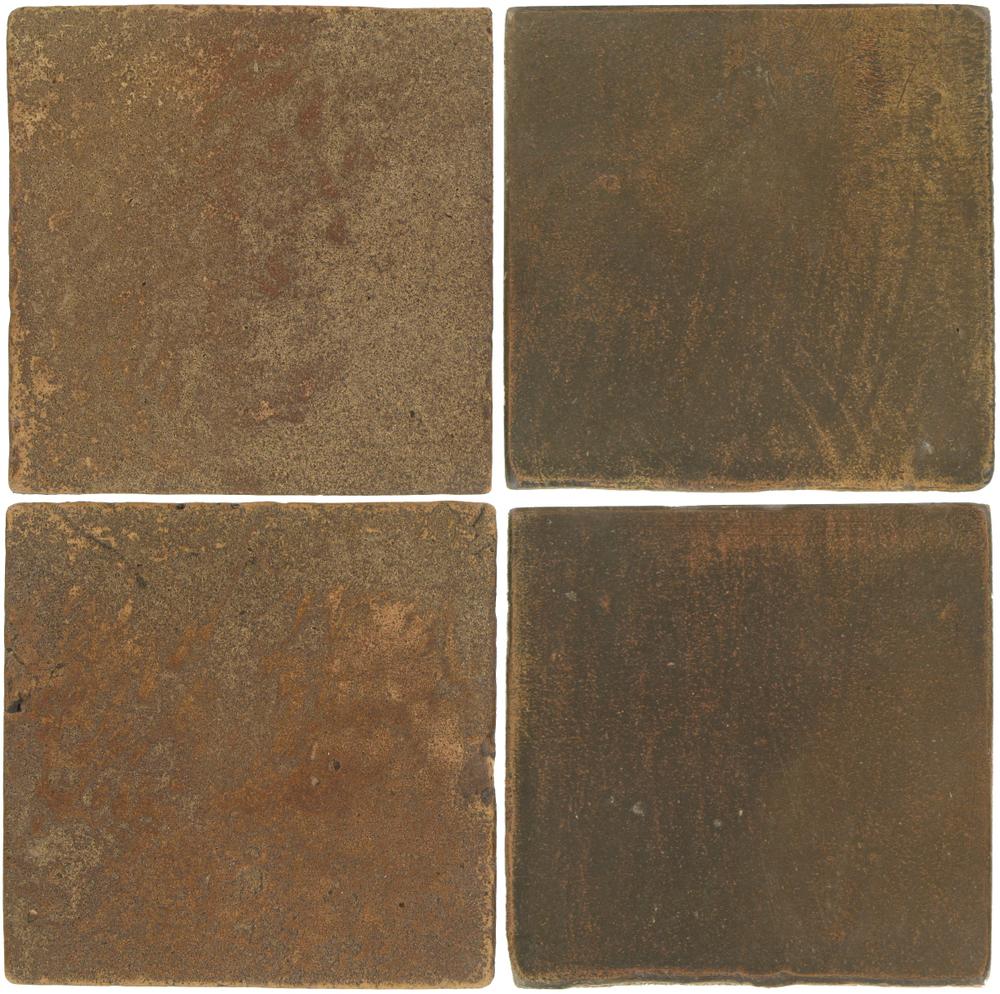 Pedralbes Antique Terracotta  2 Color Combinations  VTG-PSCM Camel Brown + OHS-PSVN Verona Brown