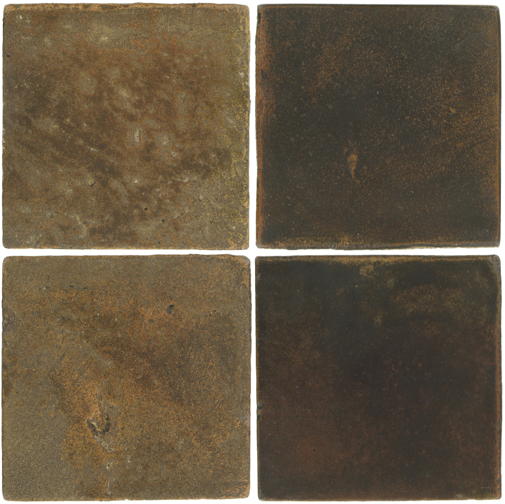 Pedralbes Antique Terracotta  2 Color Combinations  VTG-PSVN Verona Brown + OHS-PSCO Cologne Brown