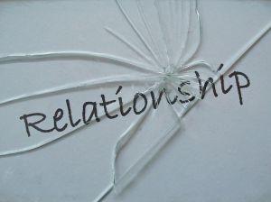 Mending broken relationships involves taking, getting, and giving.