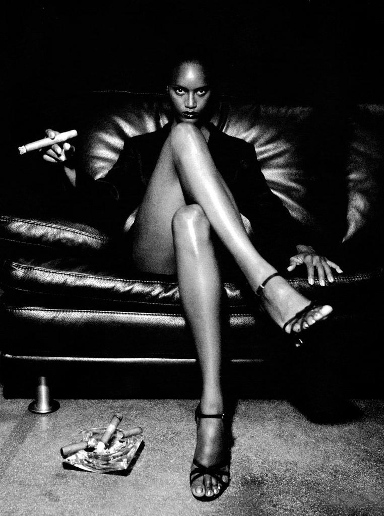 helmut newton woman cigar.jpg