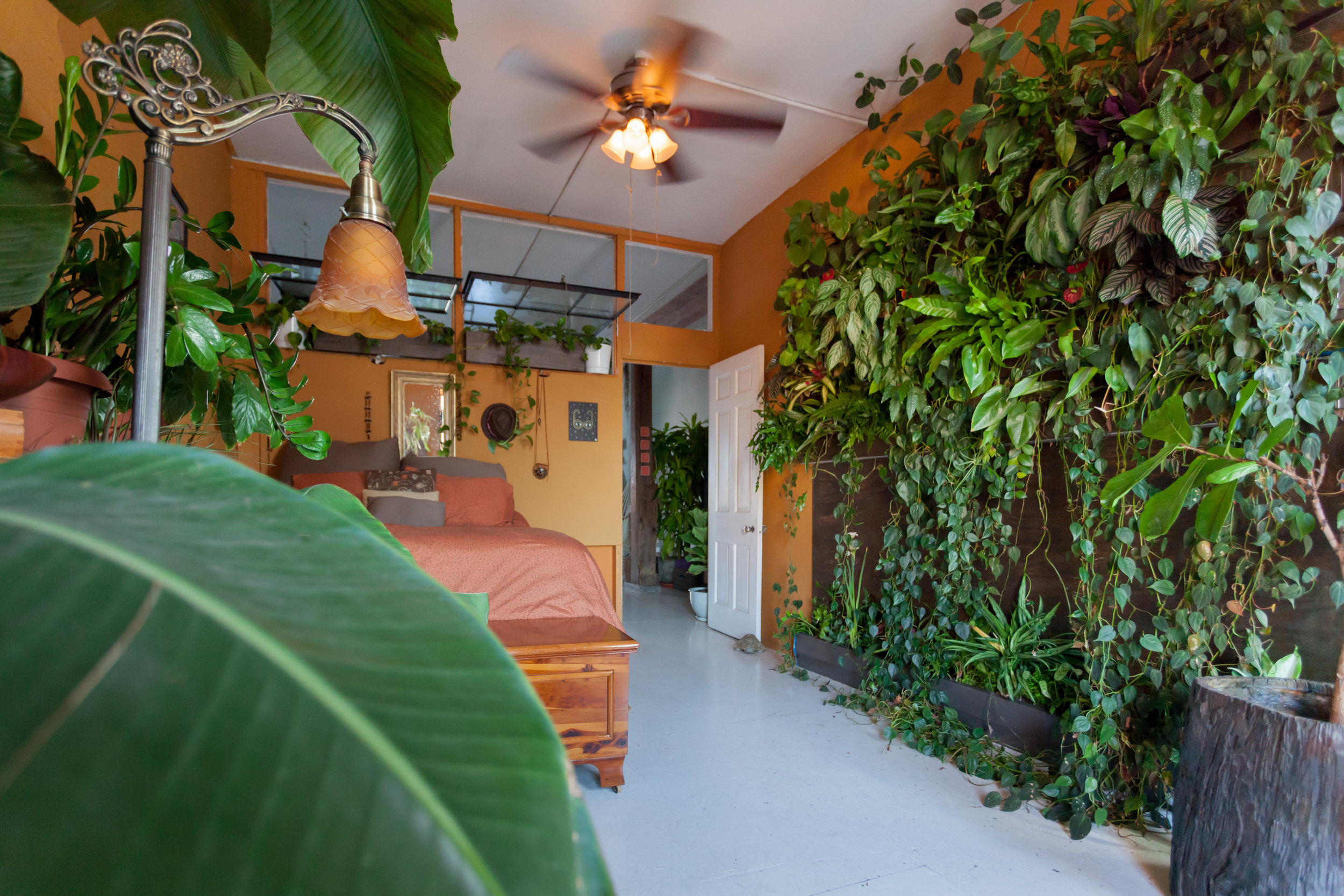 how vertical garden hang functional a practically to inside create your home